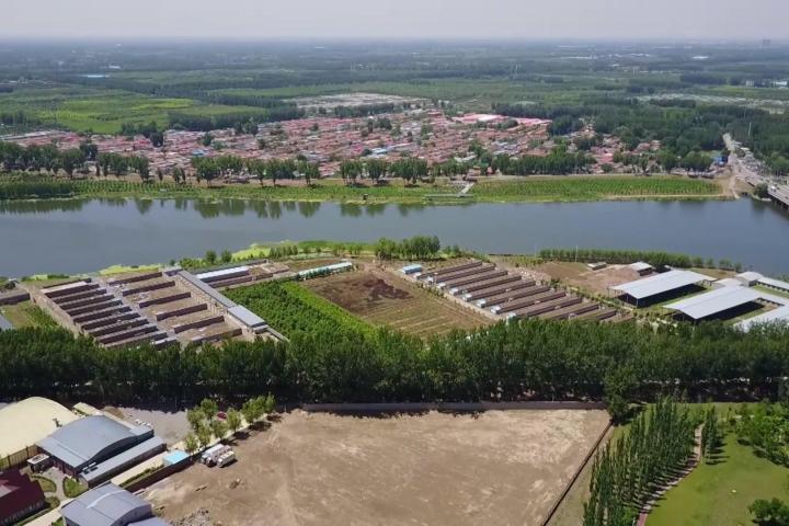 天津市宝坻区潮白河